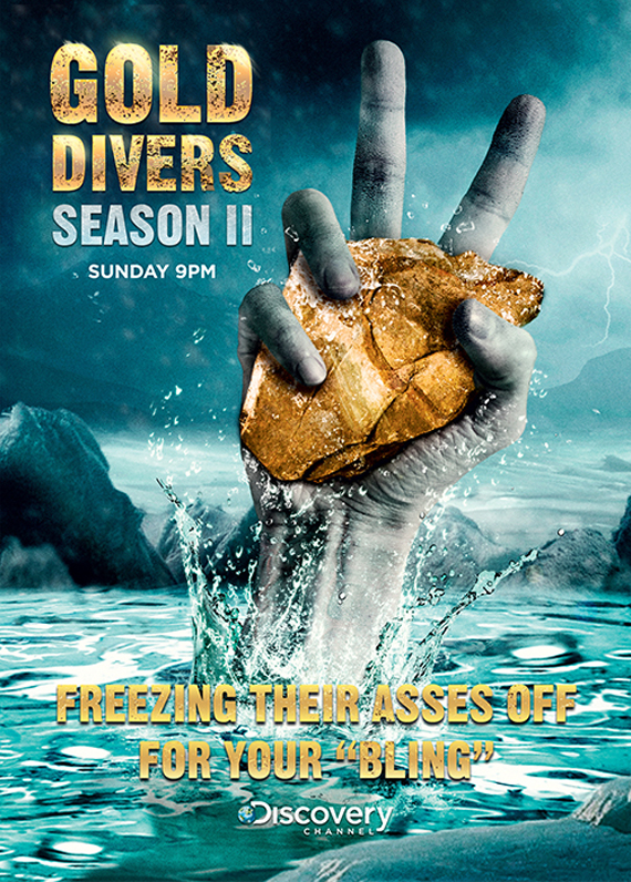 Discovery Gold Divers Season 2