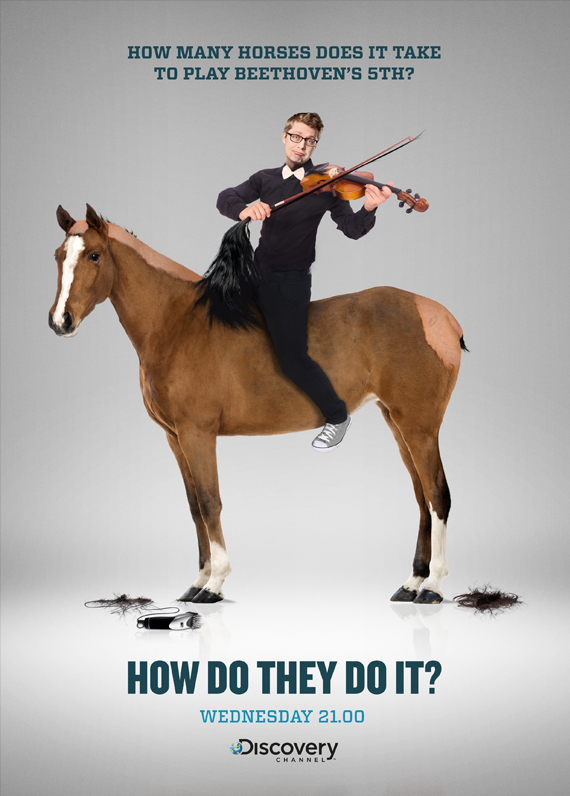 How Do They Do It Poster