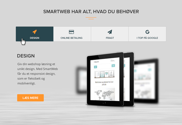 Smartweb - Web Design