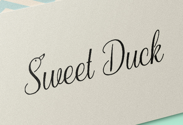sweet duck logo